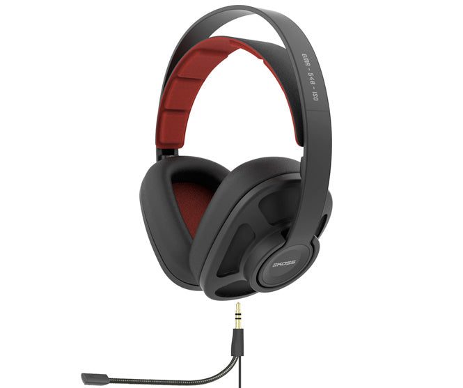 GMR-540-ISO Closed-Back Gaming Headphones