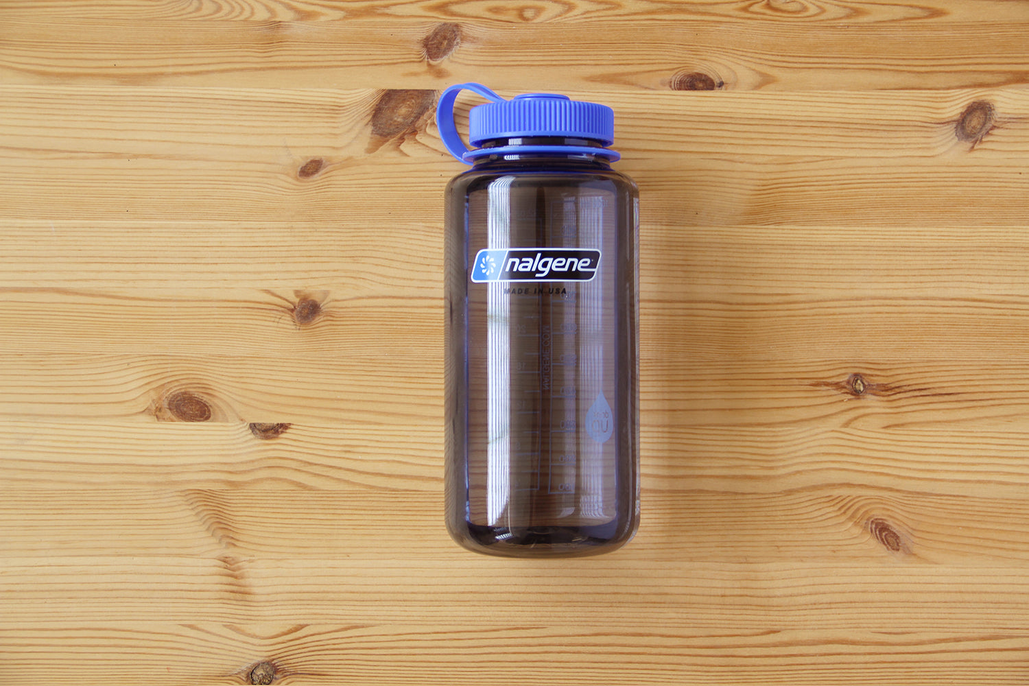 Koss Travel Tips | Drink Water, stay hydrated with a Nalgene water bottle