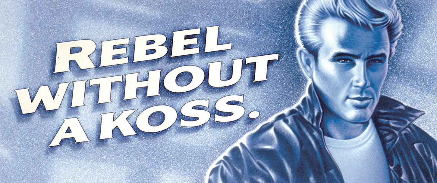 Rebel with out a Koss