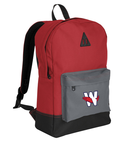 "Salmonbellies ""Retro"" Backpack"