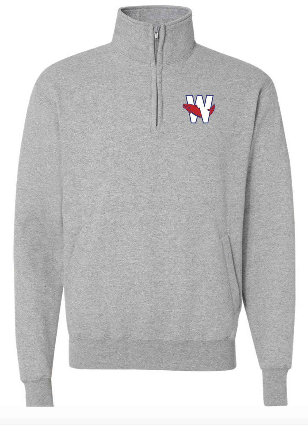 Champion Salmonbellies Quarter-Zip