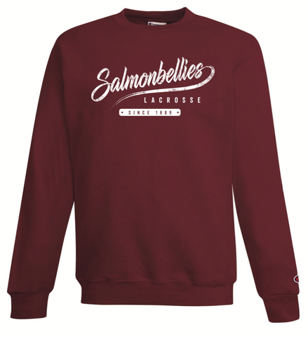 Champion Salmonbellies Crewneck
