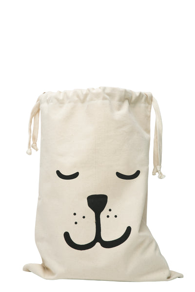 Fabric bag Big Sleeping bear