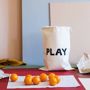 Fabric bag Big PLAY