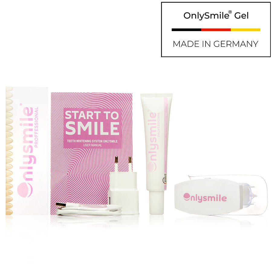 OnlySmile® Teeth Whitening Set