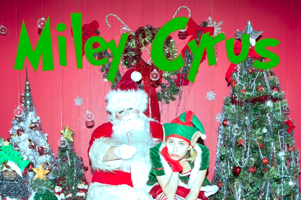 NEW MUSIC: Miley Cyrus- My Sad Christmas Song