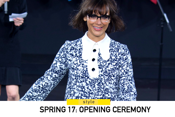 Spring 2017: Opening Ceremony