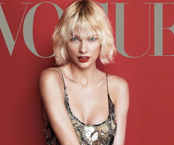 Taylor Swift for Vogue May