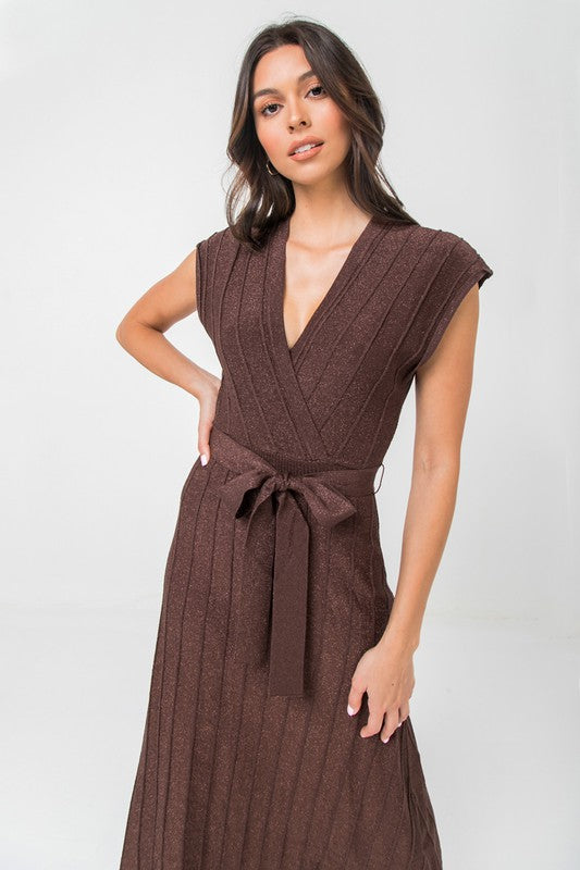 Carter Bronze Dress