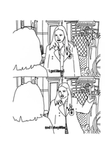 Gilmore Girls Stars Hollow Coloring Book