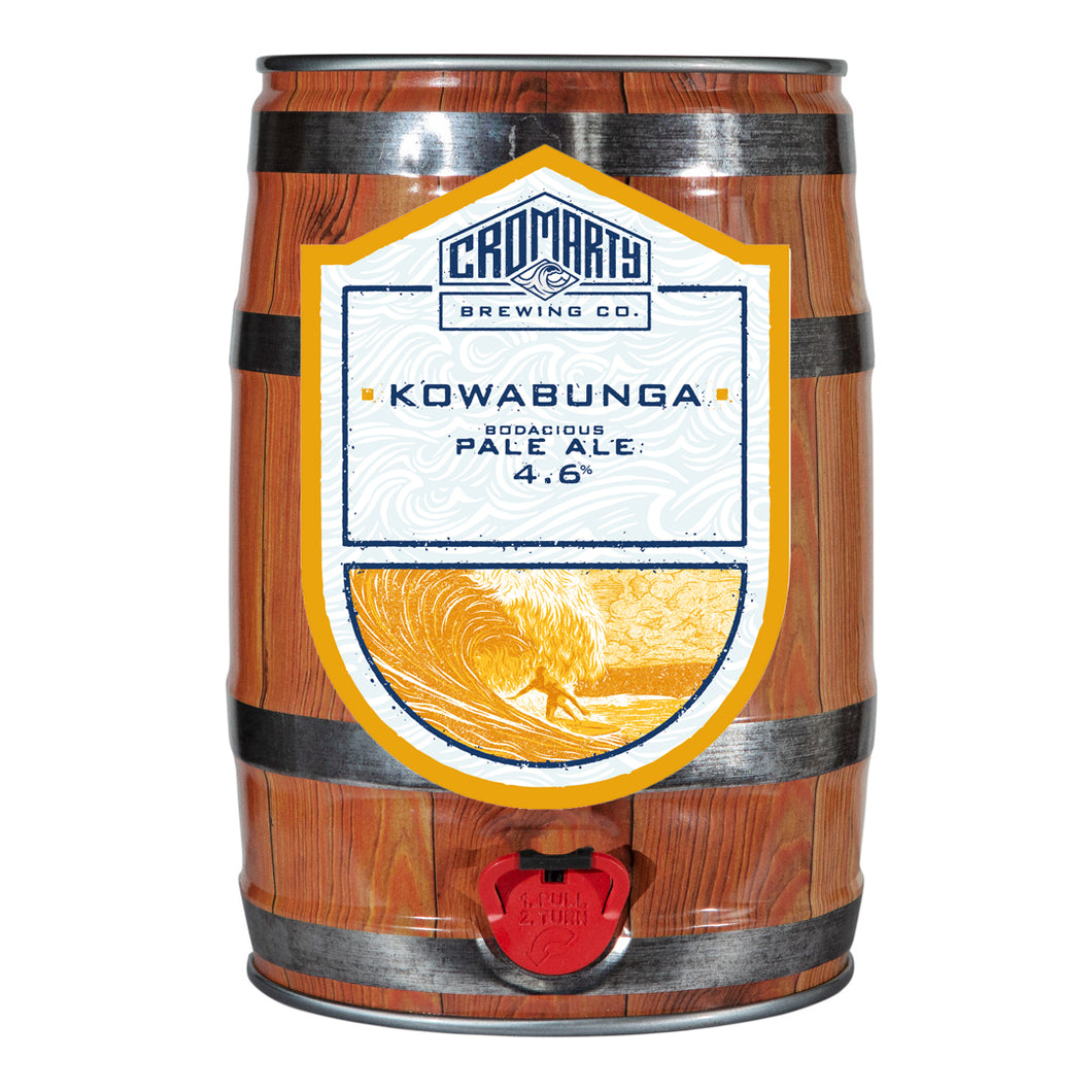 Kowabunga Party Keg