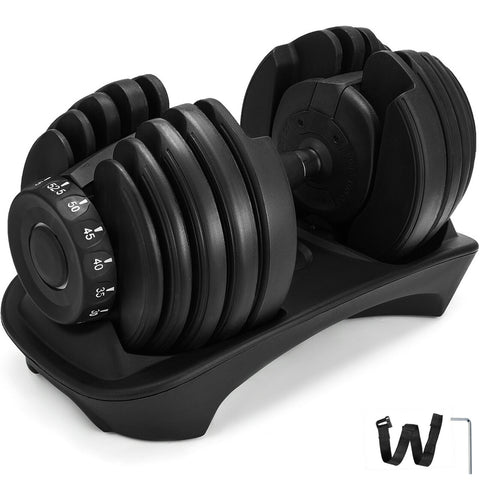 Advanced Adjustable Dumbbell Set (40KG/90LB)