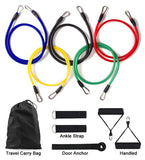 NE Performance Resistance Bands (11pc set)