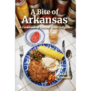 """A Bite of Arkansas"" AUTOGRAPHED"