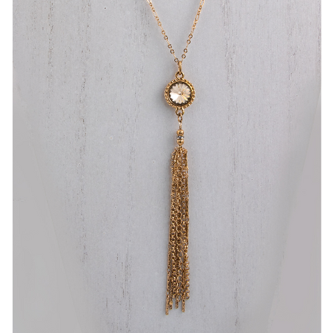 Graham Creek - Tassel Necklaces