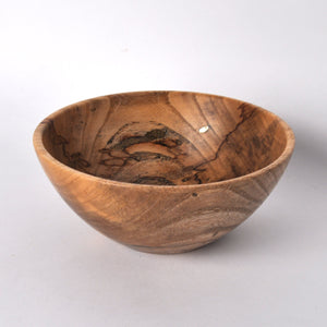 Wilkins - Turned Spalted Locust Bowl