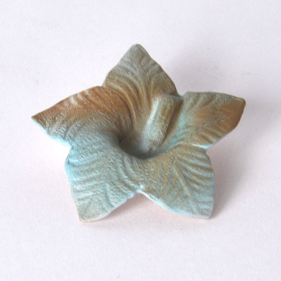Red Star Pottery - Hibiscus Pins
