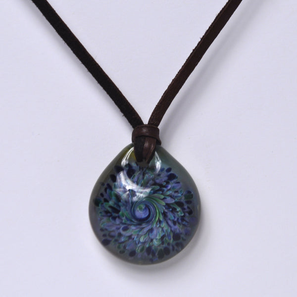 Black River Beads - Glass Boro Pendant