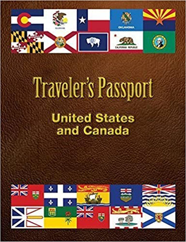 Traveler's Passport Journal- US & Canada