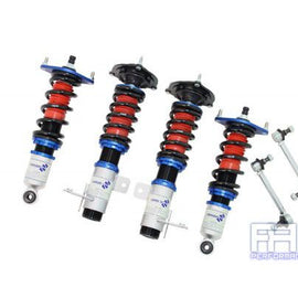 Manzo M600 Coilover Suspension Damper FRS FR-S BRZ 86 13-14 + End Link F/R 8/8kg