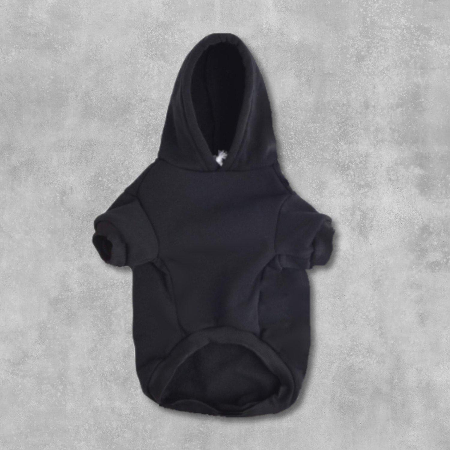 A Little Country A Little Hood Dog Hoodie-TheHonestDog