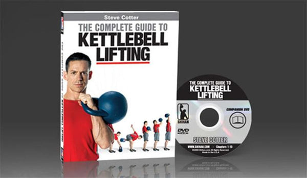 BUCH+DVD: The Complete Guide to Kettlebell Lifting (US) Steve Cotter