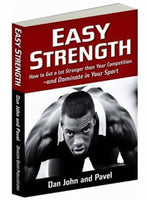 BUCH: Easy Strength (US) by Pavel and Dan John