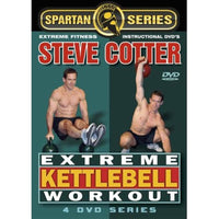 DVD: Extreme Kettlebell Workout 1 (US) Steve Cotter