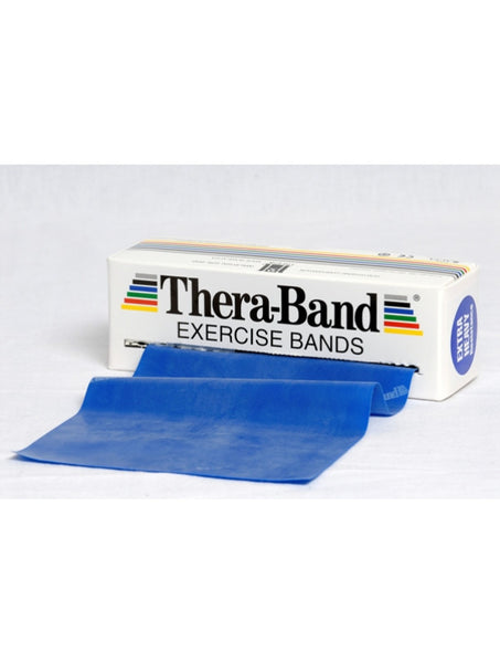 Thera Band Übungsband 5,5m Blau (#20050)