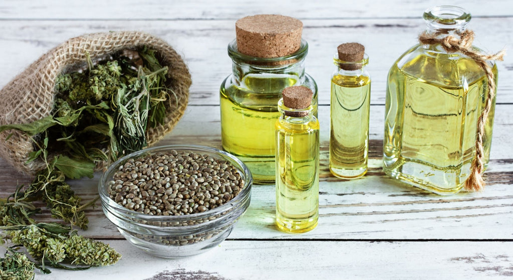 Hemp oil can be used in many applications from dietary supplements to pain and anxiety relief.