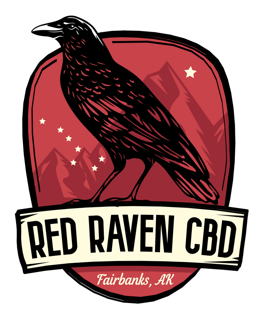 "CBD Alaska Red Raven CBD is the premium place in Alaska to buy hemp CBD without visiting a cannabis dispensary. Choose from full spectrum ""whole plant"" and THC free hemp gummies, topical cream salve and CBD oil tinctures for people & pets. Buy hemp online"