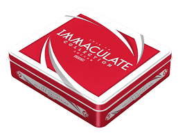 2020 Immaculate Soccer Hobby Box