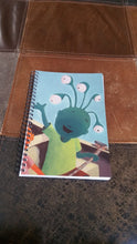 Load image into Gallery viewer, Alien SKETCHBOOK Bundle