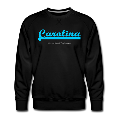 Carolina Home Sweet Tea Home Sweatshirt - black
