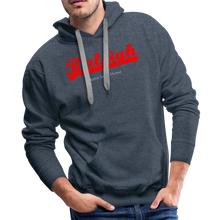 Load image into Gallery viewer, Raleigh Home Sweet Home Sweatshirt - heather denim