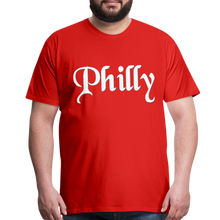 Load image into Gallery viewer, Philly T-Shirt - red