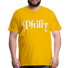 Load image into Gallery viewer, Philly T-Shirt - sun yellow