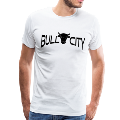 Bull City T-Shirt - white