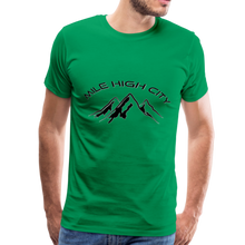 Load image into Gallery viewer, Mile High City T-Shirt - kelly green