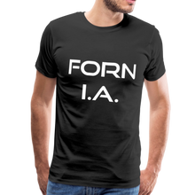 Load image into Gallery viewer, FORN I.A. T-Shirt - black