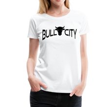 Load image into Gallery viewer, Bull City Women's T-Shirt - white