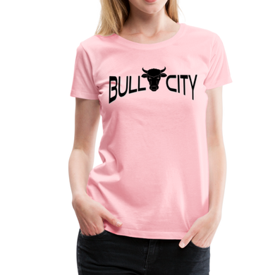 Bull City Women's T-Shirt - pink