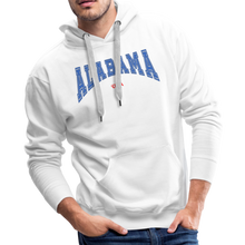 Load image into Gallery viewer, Alabama USA Men's Hoodie - white