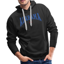 Load image into Gallery viewer, Alabama USA Men's Hoodie - black