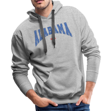Load image into Gallery viewer, Alabama USA Men's Hoodie - heather gray