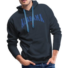 Load image into Gallery viewer, Alabama USA Men's Hoodie - navy