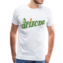 Load image into Gallery viewer, Arizona Men's T-Shirt - white