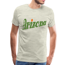 Load image into Gallery viewer, Arizona Men's T-Shirt - heather oatmeal