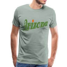 Load image into Gallery viewer, Arizona Men's T-Shirt - steel green