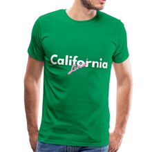 Load image into Gallery viewer, California Livin' Men's T-Shirt - kelly green